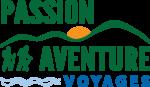 Passion Aventure Voyages Logo
