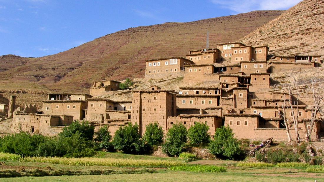 Rencontre voyage maroc